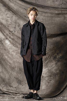 DEVOA 21SS Worker Jacket Style