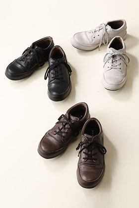 [Staff Column] DEVOA 21 SS Low-Cut Sneakers Calf & Kudu Leather