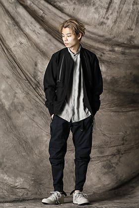 D.HYGEN 21SS Spring Military Style