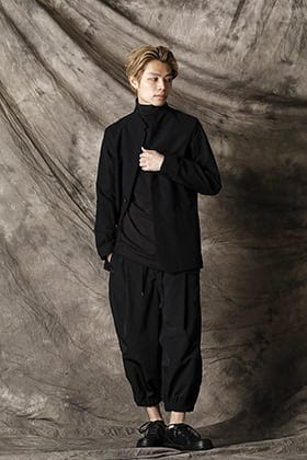 DEVOA 21SS All Black Style