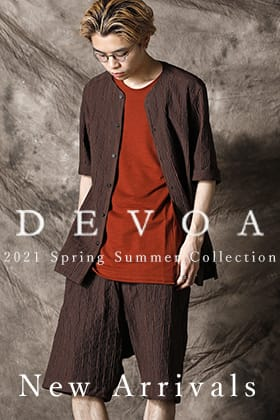 New Arrivals from DEVOA 21SS Collection!