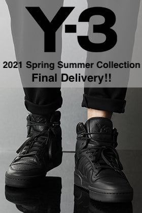Y-3 2021 Spring Summer Collection Final Delivery!!