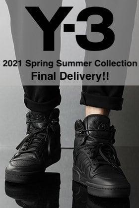 Y-3 - ワイスリー 2021春夏コレクション最終入荷のお知らせ!!
