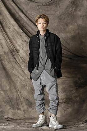 Boris Bidjan Saberi and 11bybbs 21SS Mix Style