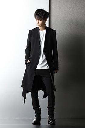 kiryuyrik 2021SS Drape Silhouette Slim Styling