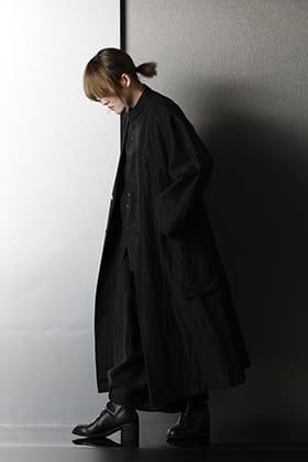 kujaku 2021SS Black Layered Style