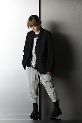 The Viridi-anne & JULIUS 21SS casual styling