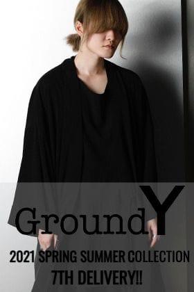 Ground Y - グラウンドワイ 2021SS(春夏)コレクション 第7弾目のアイテムが入荷しました!!