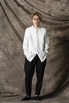 individual sentiments インディビジュアル センチメンツ シンプルシャツスタイル