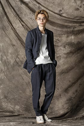 individual sentiments 21SS Simple Suit Style