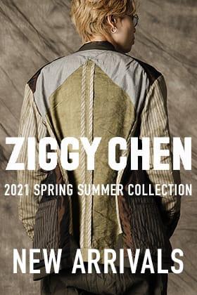 ZIGGY CHEN 21SS 最終入荷分を販売開始!