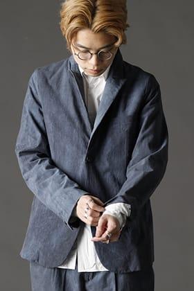 [スタッフコラム]Bergfabel(バーグファベル)21SS サマージャケットのご紹介