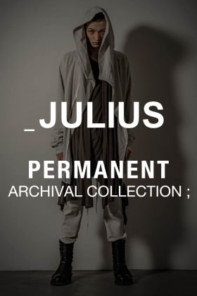 JULIUS  ARCHIVAL LINE [ PERMANENT ]
