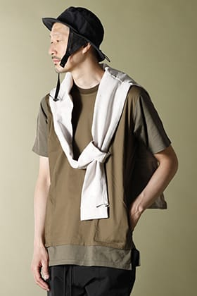RIPVANWINKLE 21SS Spot Collection Khaki Style!
