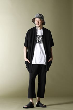 Nomen Nescio Cropped Pants Photo-T Style