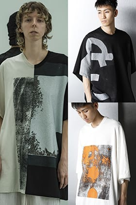 JULIUS 2021SS Recommended Cut & Sew Pickup Blog