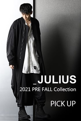 JULIUS - 21 PF Pick Up Blog