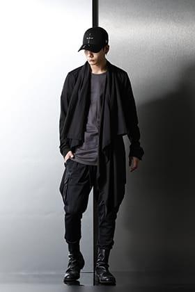 JULIUS/D. HYGEN/kiryuyrik 2021 SS mixed styling