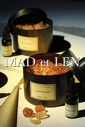 Now available from MAD et LEN!