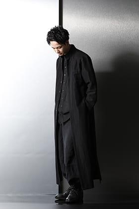kujaku loose silhouette spring style