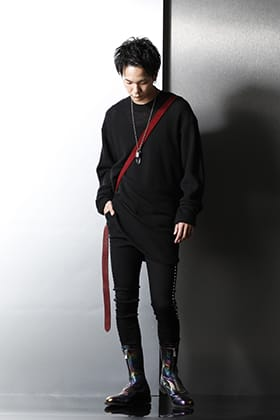 JULIUS / GalaabenD / GUIDI / P4H Slim Silhouette Brand Mix Style
