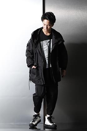 NILøS / nude:masahiko maruyama 2021SS Easy styling