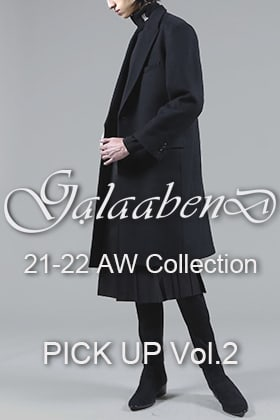 GalaabenD 21-22 AW Collection Pick Up Blog Vol. 2