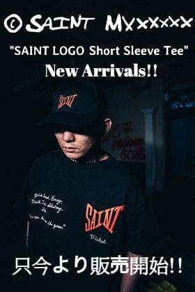 ©️SAINT M××××××(セントマイケル) 2021SSコレクション 新作Tシャツを只今より通販・店舗にて同時販売開始!!