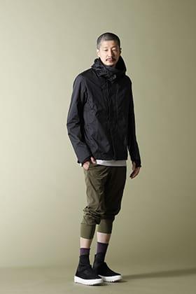 CIVILIZED Cleared Urbane Hood Jacket Style