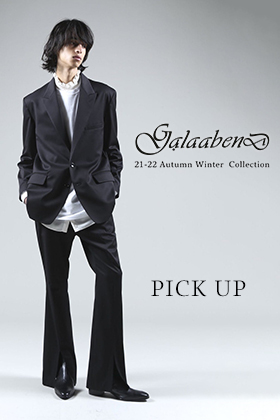 GalaabenD 21 -22 AW Collection Pickup Blog