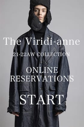 The Viridi-anne 21-22AW online Reservations are now available!