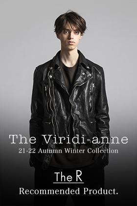 The Viridi-anne (ザヴィリディアン) 21-22秋冬コレクション The R オススメ商品