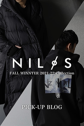 NILøS 2021 Autumn -21/Winter Items Pickup Blog