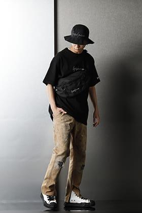 Yohji Yamamoto × INNOCENCE NY 2021 SS street summer styling.