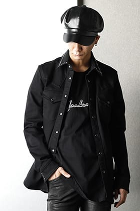 GalaabenD 2021SS Simple Black Style