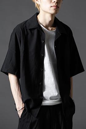 山内(Yamauchi) 21SS シャツ&パンツ セットアップ スタイル