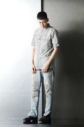 INNOCENCE NY ×  D.HYGEN 淡いカラーリングを使用した春夏スタイリング