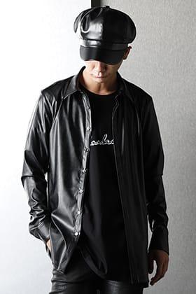 Galaaben D 2021 Spring/Summer Black Slim Fit Style