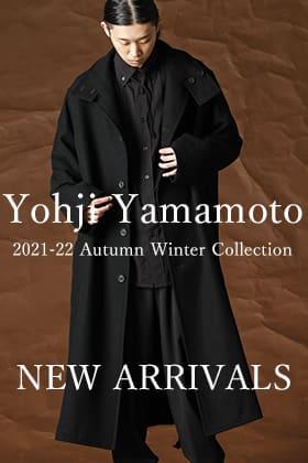 Yohji Yamamoto 21-22AW B納期 販売開始!