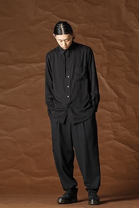 Yohji Yamamoto 21-22AW インナーアイテムスタイル