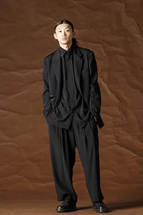 Yohji Yamamoto 21-22AW ジャケットスタイル