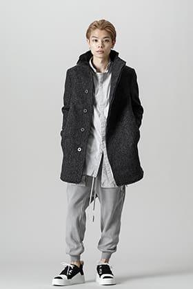 Boris Bidjan Saberi 22SS New Coat 1 Style