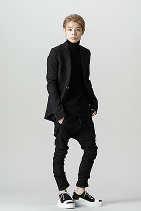 BORIS BIDJAN SABERI 21-22AW Suit 2 Style