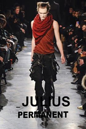 JULIUS(ユリウス) パーマネントライン 21-22AW ガスマスクカーゴパンツのご紹介