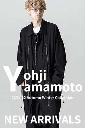Additional Yohji Yamamoto 21-22AW B delivery items have arrived!