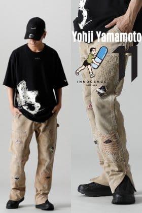 Yohji Yamamoto × INNOCENCE NY 2021-22AW サマースタイリング