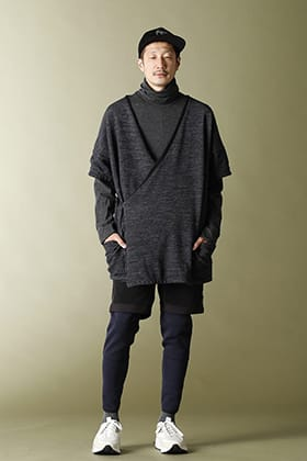 RIPVANWINKLE 21AW Pick Up【 Cross Over Carde 】Style
