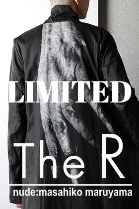 nude:masahiko maruyama 2021-22AW The R別注 ハンドジャケットスタイル