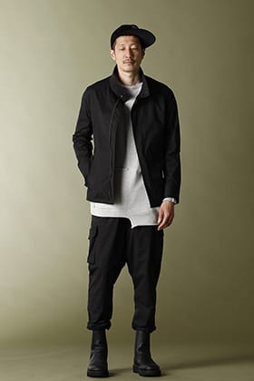 RIPVANWINKLE Revolution Jacket Style