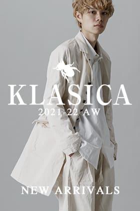 KLASICA(クラシカ) 21-22AWコレクションが入荷しました